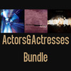 Actors& Actresses Bundle