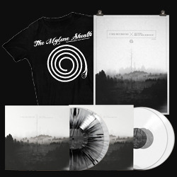 Self-Titled & Above The Earth, Below The Sky 2xLP Ultimate Preorder Package Deal!