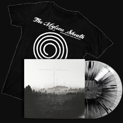 Self-Titled & Above The Earth, Below The Sky 2xLP + Shirt Package Deal