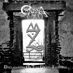 Chasma - Declarations of the Grand Artificer LP GOLD VINYL /100 ON SALE! ONE COPY FOR $6.66! FIRST COME / FIRST SERVE!