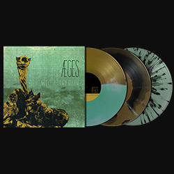 Above & Down Below VINYL PACKAGE DEAL: ALL THREE COLORS (2nd Pressing)