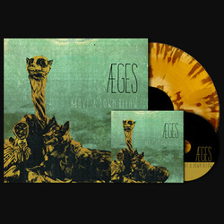 Above & Down Below LP/CD Package Deal