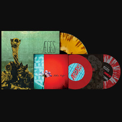 Aeges Vinyl Package Deal: Three Different Releases
