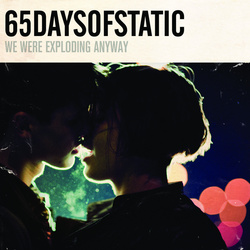 65daysofstatic - We Were Exploding Anyway LP [IMPORT | White Vinyl | 300]