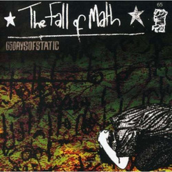 65daysofstatic - The Fall Of Math LP [IMPORT]