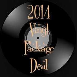 2014 Vinyl Package Deal!