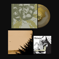 HEIRESS VINYL PACKAGE DEAL: 3 DIFFERENT RELEASES!