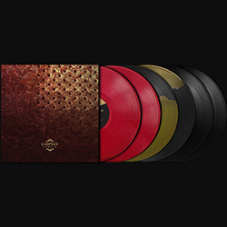 Tertia 2xLP ALL 3 COLORS PACKAGE DEAL! [4th Pressing]