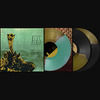 "Caspian ""Tertia"" 2xLP + Aeges ""Above & Down Below"" LP PACKAGE DEAL!"