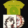 Sines 2xLP + The Summer Of Sheath T-shirt PACKAGE DEAL! [Yellow T-Shirt]