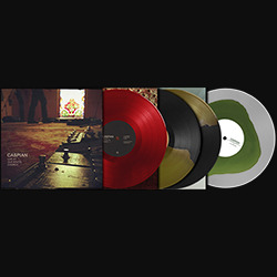 The Caspian Vinyl Package Deal