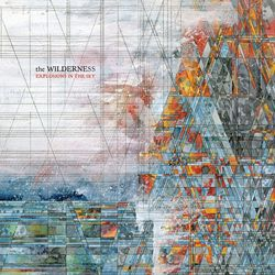 Explosions In The Sky - The Wilderness 2xLP [Transparent Red & Opaque White Vinyl]