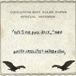 "Silver Mt. Zion - ""This Is Our Punk-Rock"" Thee Rusted Satellites Gather + Sing 2xLP"