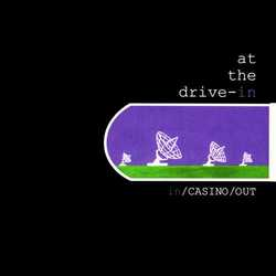 At The Drive-In - In / Casino / Out LP [clear vinyl]