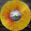 Becoming LP [Mustard Yellow + Rose Red Splatter /110]