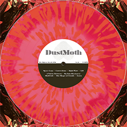 Scale LP [Opaque Pink/Translucent Red Swirl w/orange Splatter | /102]