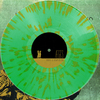 Above & Down Below LP [translucent green w/gold splatter /100]