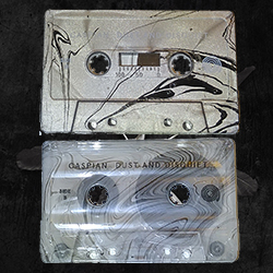 Dust And Disquiet cassette BOTH COLORS!