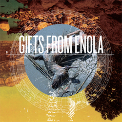 Gifts From Enola - Gifts From Enola LP [orange vinyl /300]
