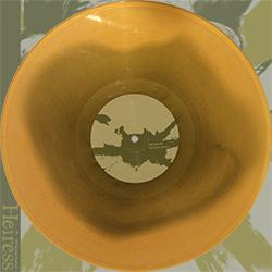 Of Great Sorrow LP Pilsner/Gold Swirl /100