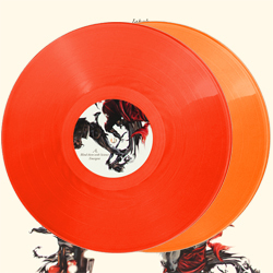 Sines 2xLP Red & Orange 1st Pressing /200