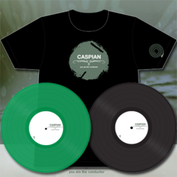 You Are The Conductor T-Shirt / Vinyl Package Deal!