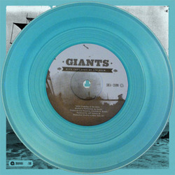 Giants/Beware of Safety split 7""