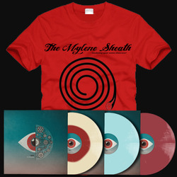 They, The Undeserving LP + Sheath Shirt Ultimate Package Deal!!
