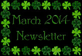 March Newsletter!