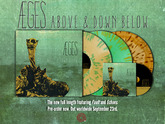 "Aeges ""Above & Down Below"" OUT TODAY!!"