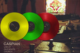 "Caspian ""Live at Old South Church"" LP BACK IN PRINT! AVAILABLE TO PRE-ORDER!!"