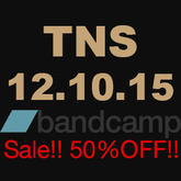 ENTIRE BANDCAMP CATALOG 50% OFF ALL WEEKEND!!