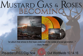 "Mustard Gas & Roses ""Becoming"" Pre-order Is Live!"