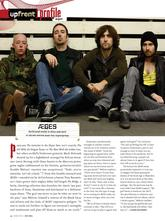 Aeges featured in Decibel Magazine!