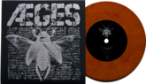 "Aeges Debut 7"" Reviewed @ Punk News / Now Available In Webstore!"
