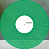 "Caspian ""You Are The Conductor"" translucent green nearly gone!"