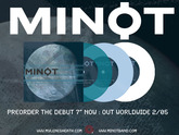 "Minot 7"" Preorder is live!"