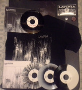 "Lavinia ""Take Shelter"" 7"" now shipping!"